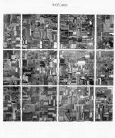 Riceland Township - Aerial, Freeborn County 1965